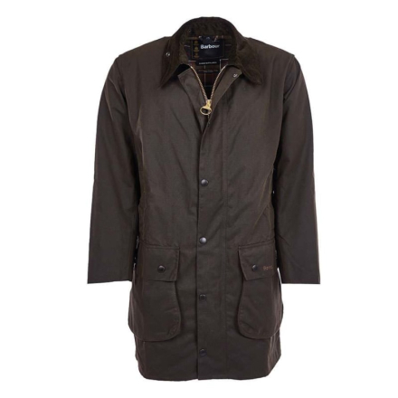Classic Northumbria Wax Jacket