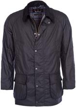 Barbour Bristol Wax Jacket Men's Herre ufôrede jakker Sort M