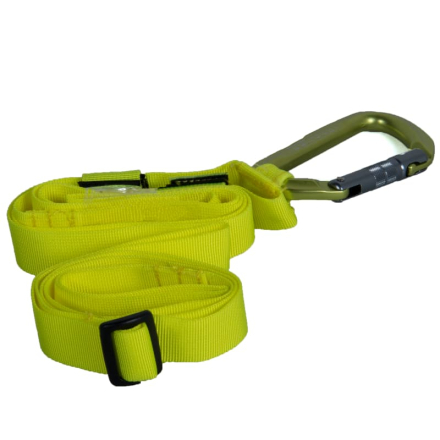 Zandstra Safety Line Set Långfärdsskridskor utrustning OneSize