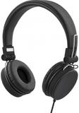 Streetz headset för smartphone, mikrofon, 1,5m, sv