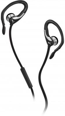 Puma hörlur 360 pro svart in-ear mic öronkrok