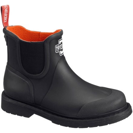 Didriksons Vinga Women's Rubber Boots Dam Gummistövlar Svart EU 36