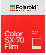 Polaroid Originals Color Film For SX-70, Polaroid Originals
