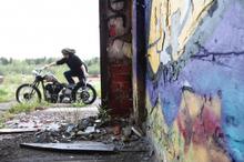 Kickstart Harley Davidson