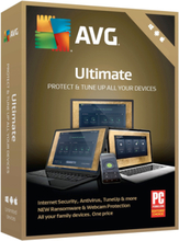 AVG Ultimate 2019 - ubegrænset dækning / 1 år