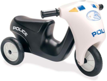 Scooter Police With Rubber Wheels