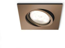 Shellbark Recessed Copper 4.5W