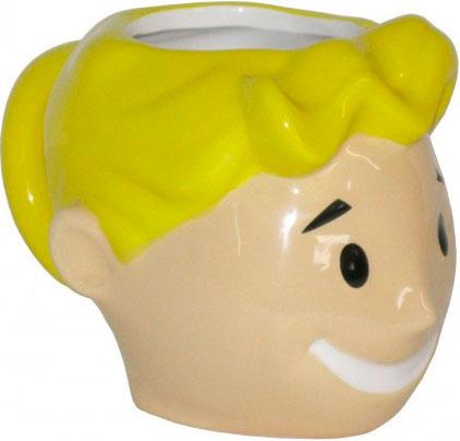 Fallout Kopp 3D Vault Boy