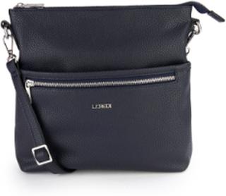 Väska från L. Credi blå