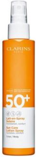 Clarins Sun Care Lotion Spray Spf 50+