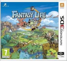 Fantasy Life - 3DS - RPG