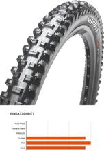 "Maxxis Shorty Folding Tyre 27.5"" 3C MaxxGrip DD TR black 63-584 | 27,5x2,50 2020 Däck till MTB"