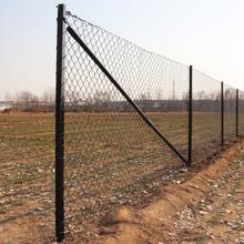 Villastängsel - komplett paket med 100 meter staket, höjd 1,2m