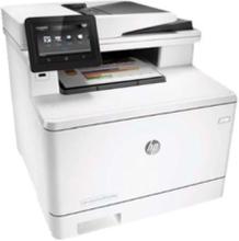 LaserJet Pro MFP M477fdw Lasertulostin Monitoimilaite faksilla - väri - Laser