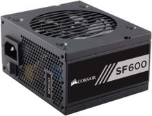 SFX series SF600 Virtalähde - 600 Watt - 92 mm - 80 Plus Kulta sertifioitu