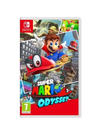 Super Mario Odyssey - Switch - Toiminta