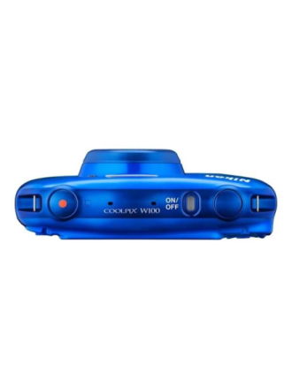 Coolpix W100 - Blue