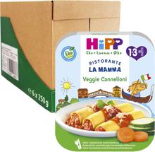 Eko Hel Låda Cannelloni & Grönsaker 6 x 250g - 68% rabatt