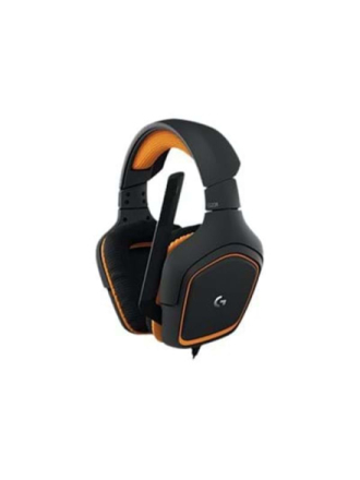 G231 Prodigy Gaming Headset - oranssi