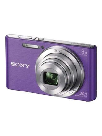 Cyber-shot DSC-W830 - Purple