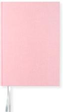 Anteckningsbok A5, 128 linjerade sidor, tea rose, 21,5X15,5