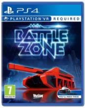 Battlezone (VR) - PlayStation 4 - Virtuaalitodellisuus