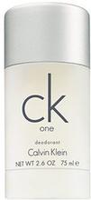 Calvin Klein: CK One Deo Stick 75ml