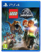LEGO: Jurassic World - Sony PlayStation 4 - Toiminta