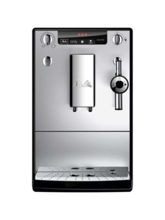 Caffeo Solo & Perfect Milk - Silver/Black