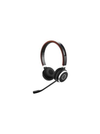 Evolve 65 MS Stereo - musta