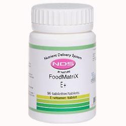 NDS FoodMatriX E+ (90 Tab)