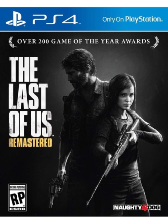 The Last of Us - Remastered - Sony PlayStation 4 - Toiminta/Seikkailu