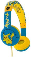 Headphones Kids Picachu - Keltainen