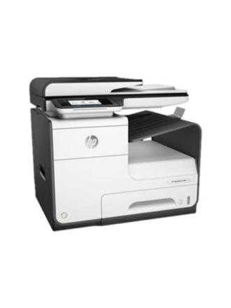 PageWide Pro 477dw Kirjoitin Monitoimilaite faksilla - väri - Muste