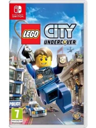 Lego City: Undercover - Nintendo Switch - Lapset