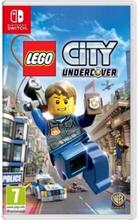 Lego City: Undercover - Nintendo Switch - Toiminta/Seikkailu