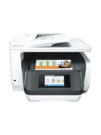 Officejet Pro 8730 All-in-One Kirjoitin Monitoimilaite faksilla - väri - Muste
