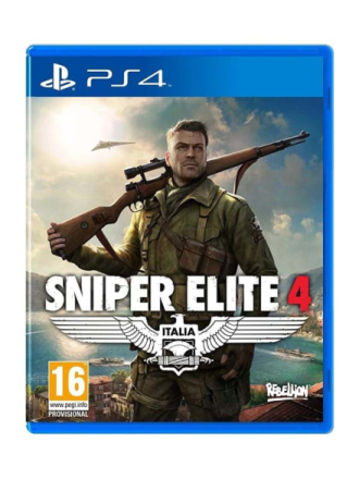 Sniper Elite 4 - Sony PlayStation 4 - Toiminta