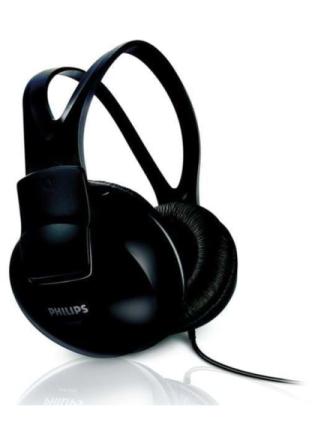 SHP1900 - Black - musta