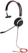 Evolve 40 UC Mono (Headset only) - musta