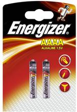 ENERGIZER Batteri AAAA/LR61 Ultra + 2-pack