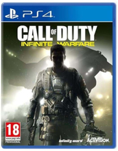 Call of Duty: Infinite Warfare - Sony PlayStation 4 - FPS