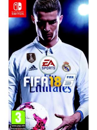 Fifa 18 - Nintendo Switch - Urheilu