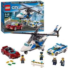 City 60138 Höghastighetsjakt