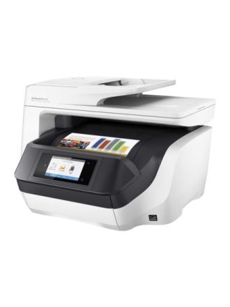 Officejet Pro 8720 All-in-One Kirjoitin Monitoimilaite faksilla - väri - Muste