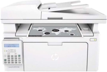 LaserJet Pro MFP M130fn Lasertulostin Monitoimilaite faksilla - Yksivärinen - Laser
