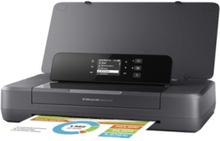 Officejet 200 Mobile Printer Kirjoitin - väri - Muste