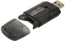 USB Card Reader Black