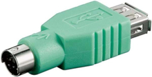 USB adapter - PS/2 - USB