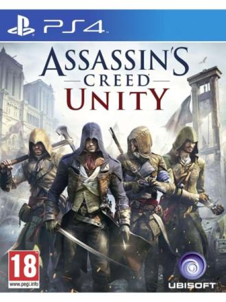 Assassin's Creed: Unity - Sony PlayStation 4 - Toiminta
